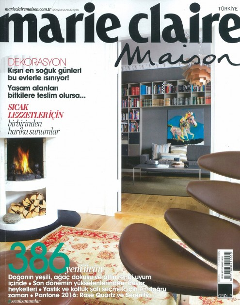 News iki mimar architecture consultancy for Marie claire maison abonnement